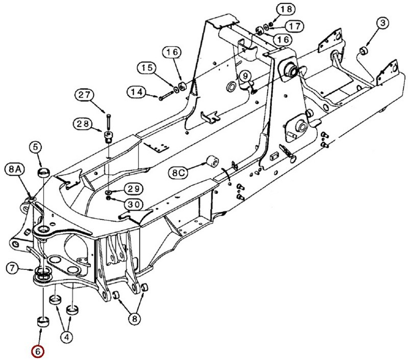 Volvo L 45 Loader Wiring Diagram