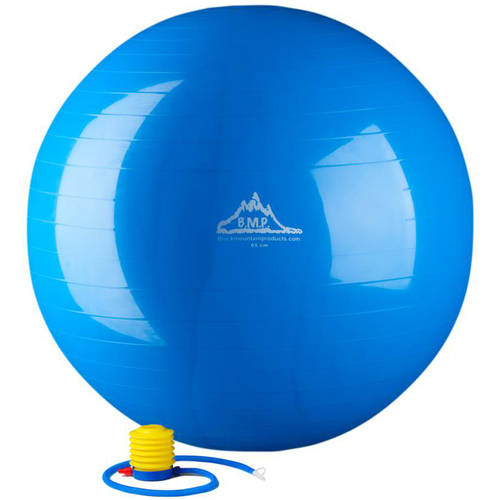 2000 lbs Static Strength Exercise Stability Ball with Pump