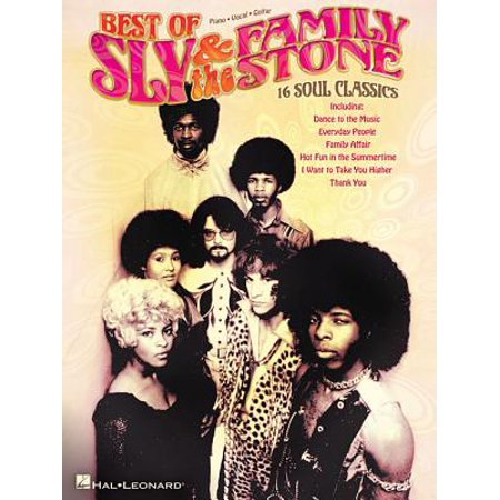 Best of Sly & the Family Stone : 16 Soul Classics