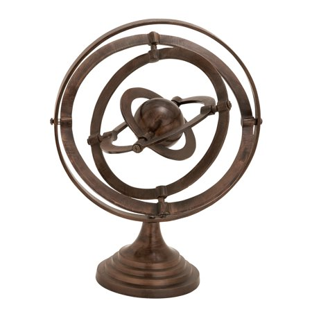 28337 aluminium armillary nautical maritime decor for Al ahram aluminium decoration