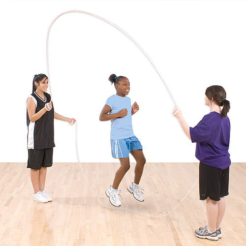 16-Foot One-Pair US Games Double Dutch Ropes