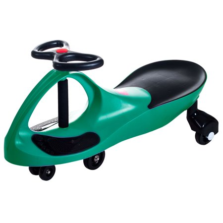 Ride On Toy  Ride On Wiggle Car By Lil  Rider   Ride On Toys For Boys And Girls  2 Year Old And Up   Green
