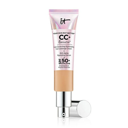 It Cosmetics Your Skin But Better CC+ Cream Illumination with SPF 50+ (Medium)