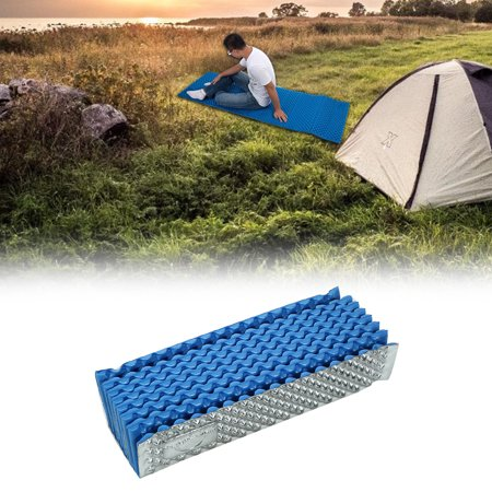Outdoor Foldable Moisture Proof Camp Mat Blanket Sleeping Pad Mattress for Camping, Camping Mattress, Camping Pad