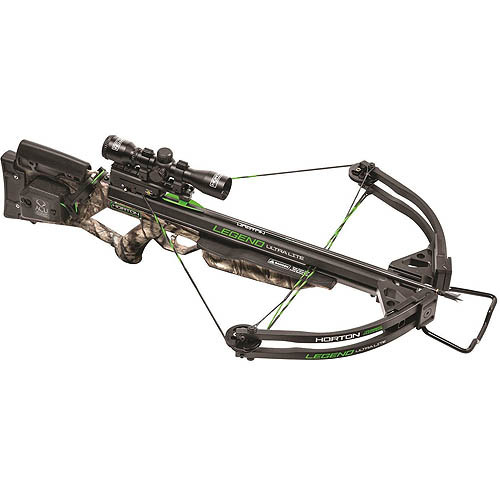 Horton Legend Ultra Lite ACUdraw Crossbow Package