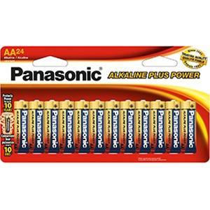 Panasonic LR6PA/24B General Purpose Battery - AA - Alkaline - 24 / Pack