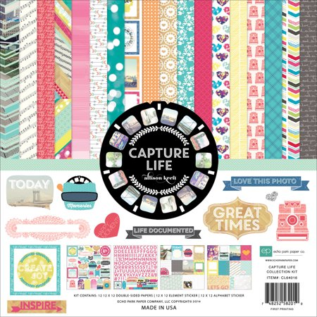 Capture Life Collection Kit, 12
