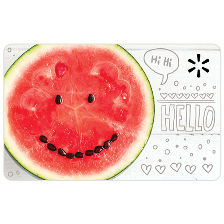 Watermelon Walmart eGift Card