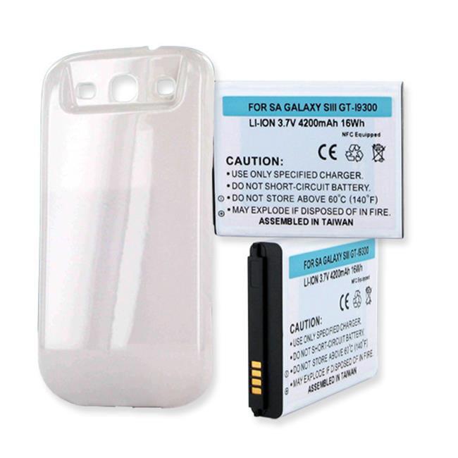 Empire Industries BLI-1258-4.2W Samsung Galaxy S III 4200...