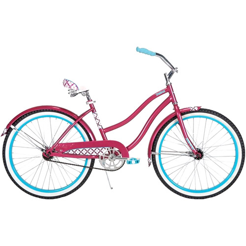 "24"" Huffy Cranbrook Girls' Cruiser Bike"