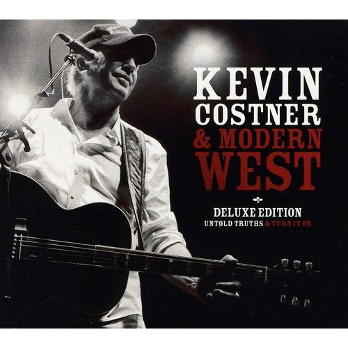 Kevin Costner & Modern West - Story So Far: Untold Truths + Turn It on [CD]