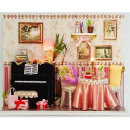 Romantic Date Piano Room Craft (Romantic Sets Piano)