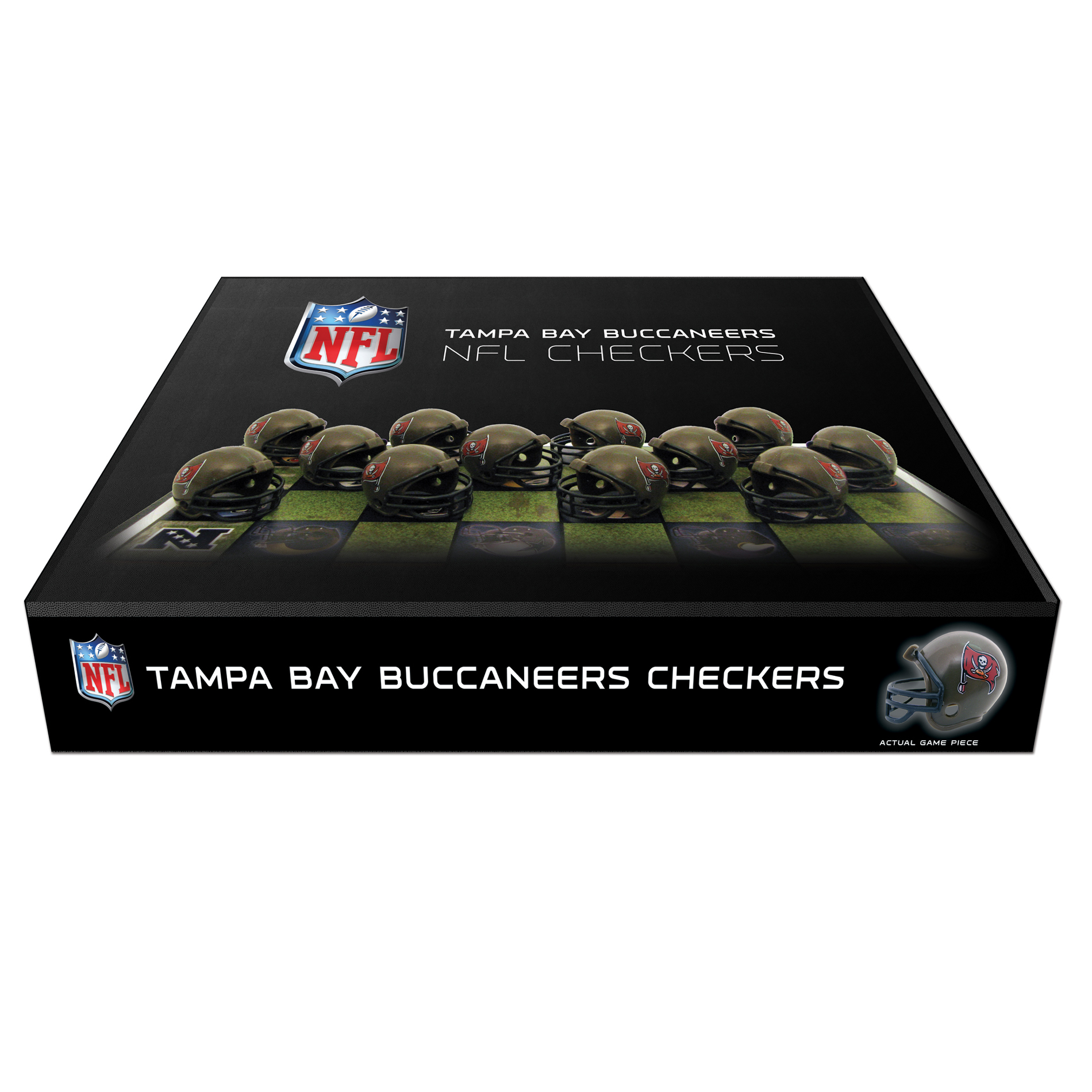 Tampa Bay Buccaneers - Rico Checker Set