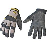 Youngstown Glove 249227 03-3050-78-M Work Pro Xt Abrasive Glove, Medium
