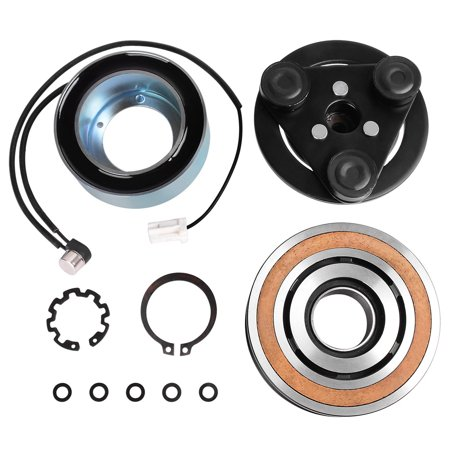Mazda Clutch Kit (A/C AC Compressor Clutch Kit Hub Pulley Bearing for 2004-09 Mazda 3/2006-09 Mazda 5 (BP4S61K00) )