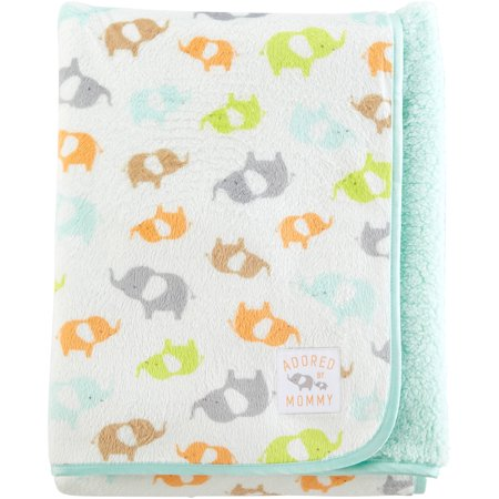 Newborn Baby Neutral Valboa Blanket