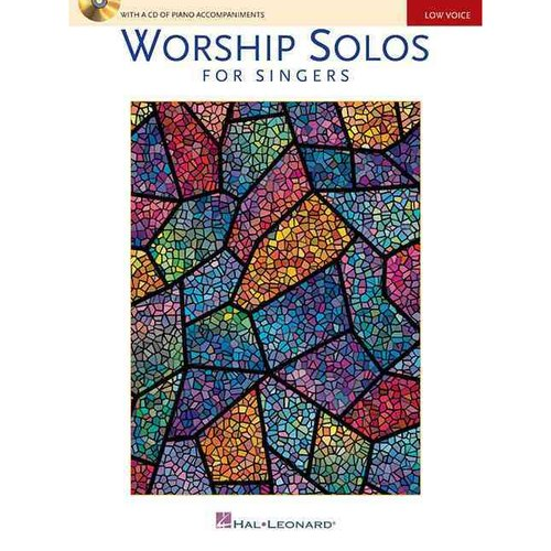Worship Solos for Singers: Low Voice: Piano