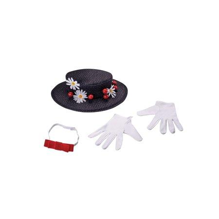 Women's Mary Poppins Accessory Kit - image 1 de 2