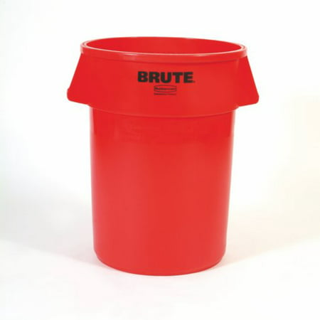 Commercial Set (Rubbermaid Commercial Products BRUTE  Containers 44 Gallon Trash Can (Set of 16) )