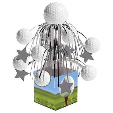 Golf Mini Cascade Centerpiece Decoration (Each) - Party Supplies - Golf Centerpieces Ideas