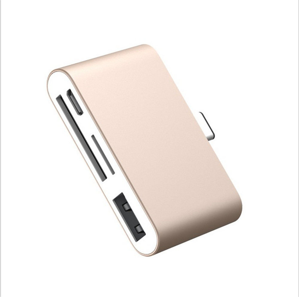 Micro SD Memory Card Reader USB C 3.1 Type C To USB 2.0