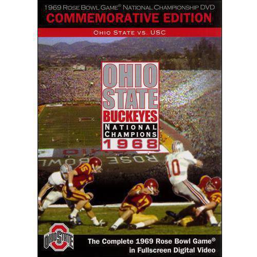 Ohio State: 1969 Rose Bowl Game National Championship (Commemorative Edition)