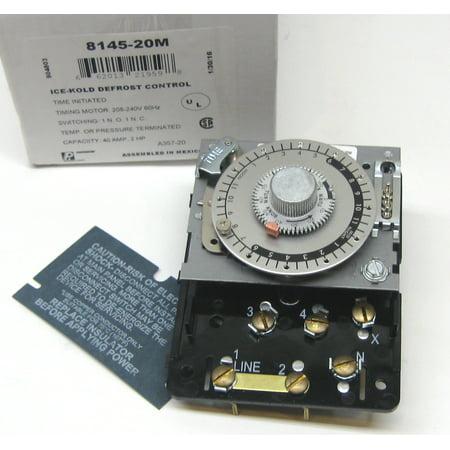 Genuine Paragon Defrost Control Timer Mechanism 8145-20M for