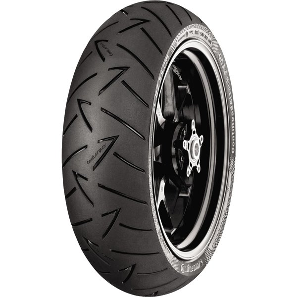 150/70R-17 Continental Conti Road Attack 2 EVO Hyper Sport Touring Rear Tire