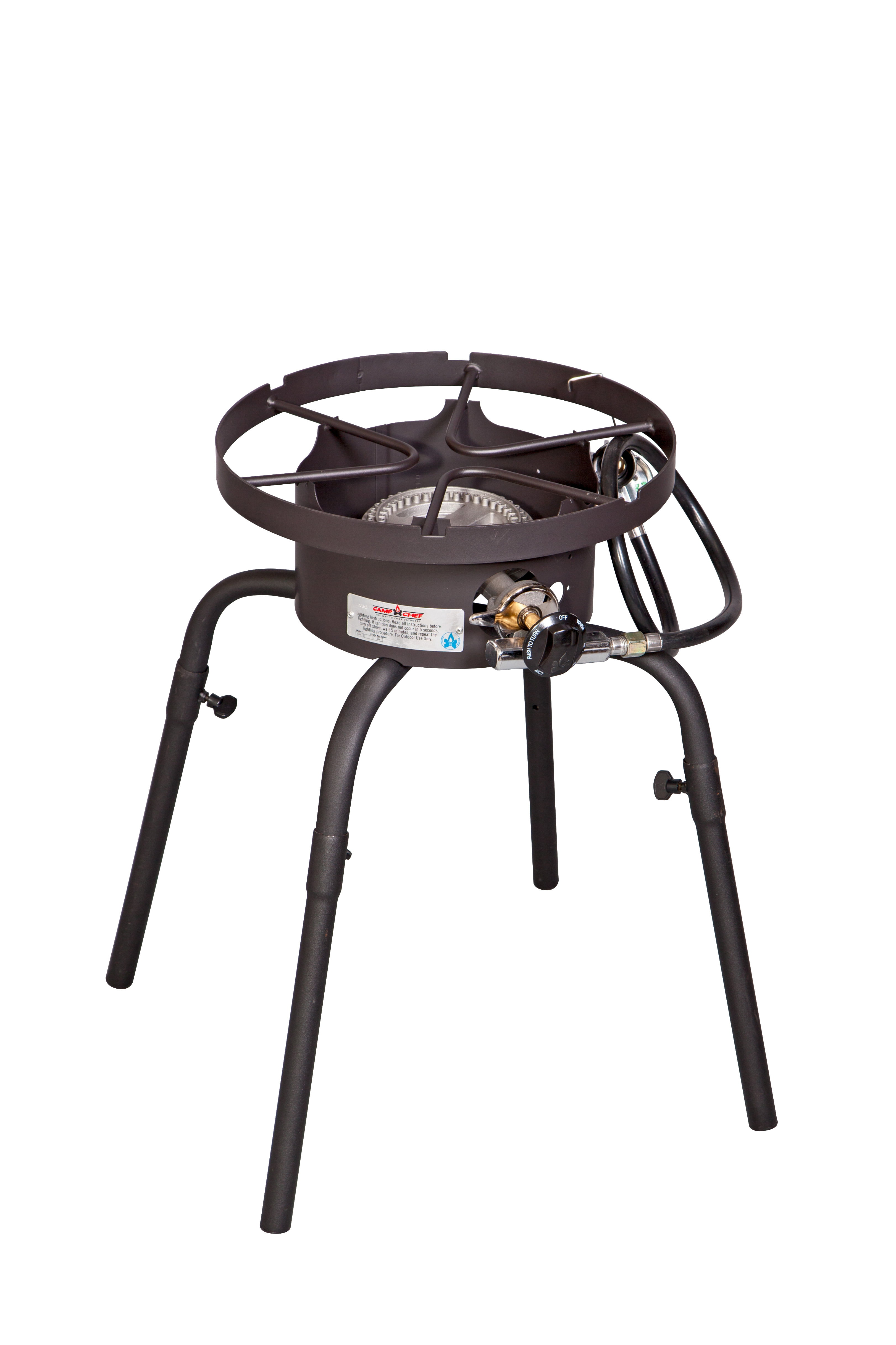 Camp Chef 30,000 BTU Universal Outdoor Single Burner Camp Stove by Camp Chef