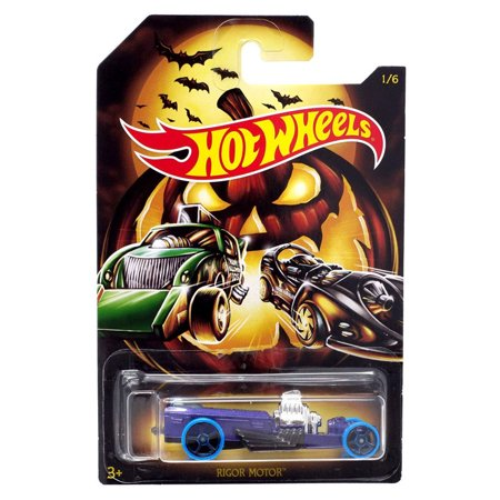 Mattel - Hot Wheels 2019 Halloween Collection - RIGOR MOTOR