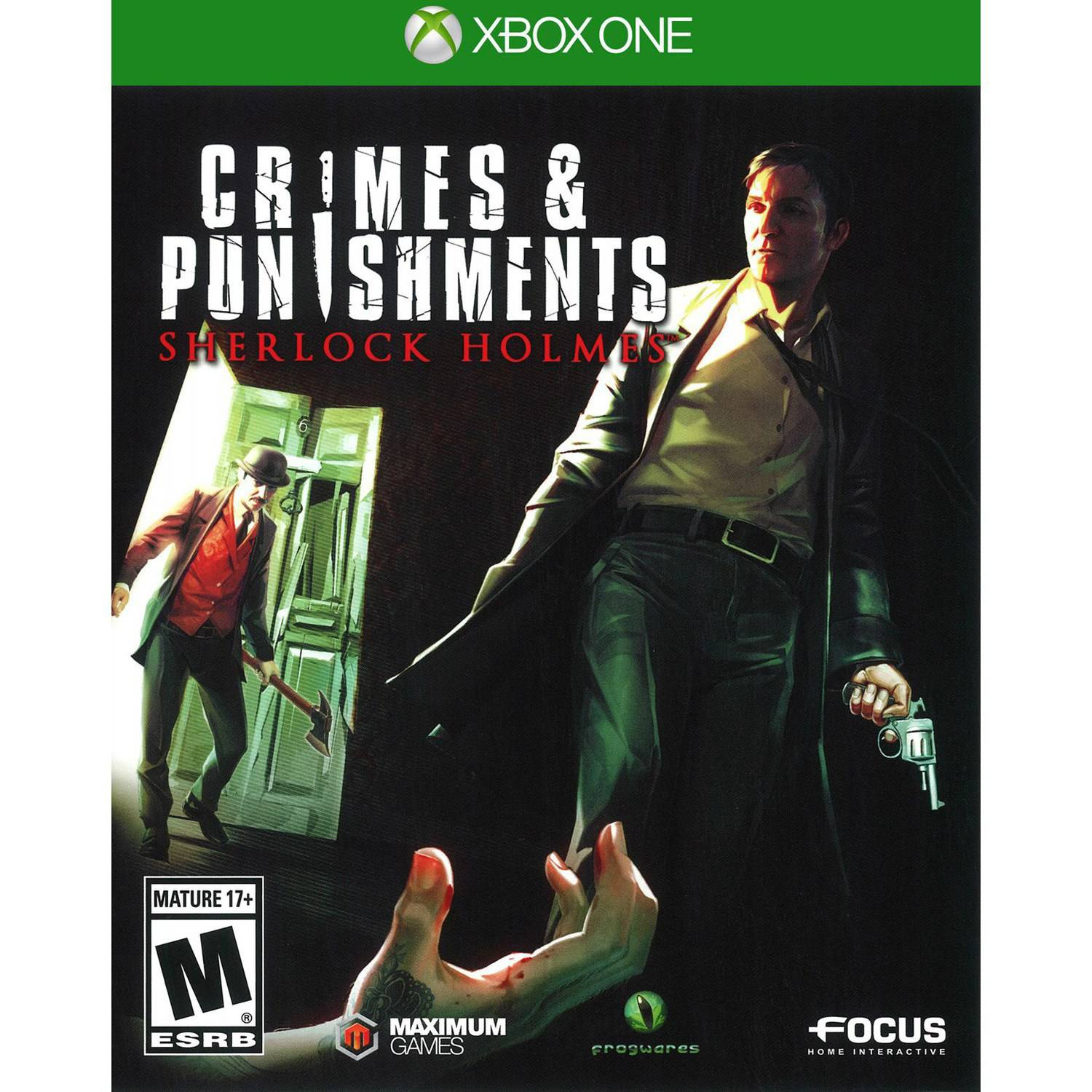 Crimes and Punishments: Sherlock Holmes (Xbox One)