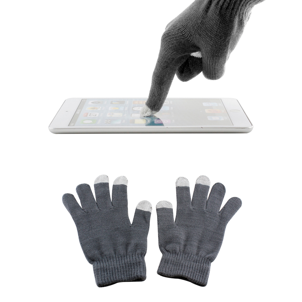 Unisex Touch Screen Gloves for Capacitive Touch Screens Smartphones Texting by