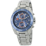 Michael Kors Men's Jetmaster Chronograph Stainless Steel Watch MK8484