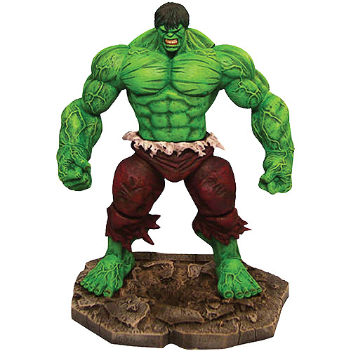 Marvel Select Incredible Hulk Action Figure by MARVEL