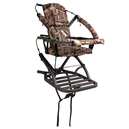 Summit Mini Viper SD 81124 Self Climbing Bow & Rifle Hunting Treestand - 300 Lbs ()