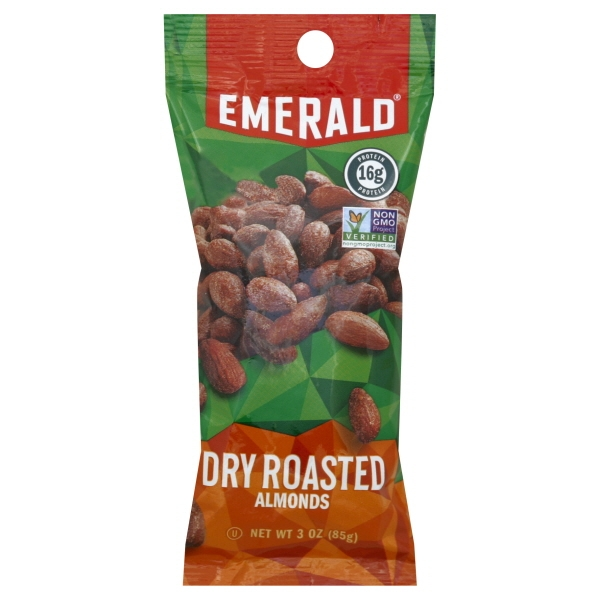 Emerald Dry Roasted Almonds