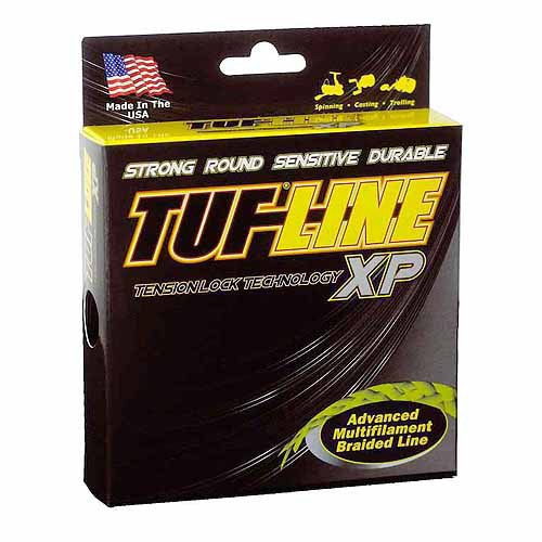 TUF-Line XP 300-Yard Fishing Line, Yellow by Generic