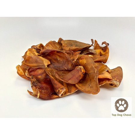 Pig Ears 10 Pack - Made in the USA - Full Large Pig Ears