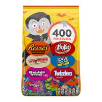 Hershey, Halloween Candy Assortment, 400 Ct., 117.5 Oz.