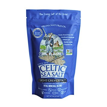 CELTIC SEA SALT Light Grey Coarse Salt, 0.02 Pound