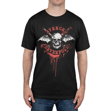 Avenged Sevenfold - Game On Canada 2014 Tour T-Shirt