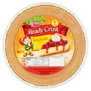 Keebler Ready Crust 9 Inch Graham Pie Crust 6 oz (Pack of 12)