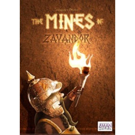 Mines of Zavandor, The New