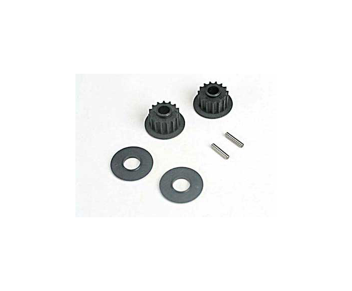 Traxxas 4896 15 Groove Pulleys TRA4896 by TRAXXAS