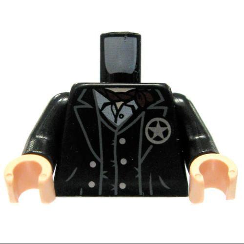 Sheriff Lego mini figure Western brand new