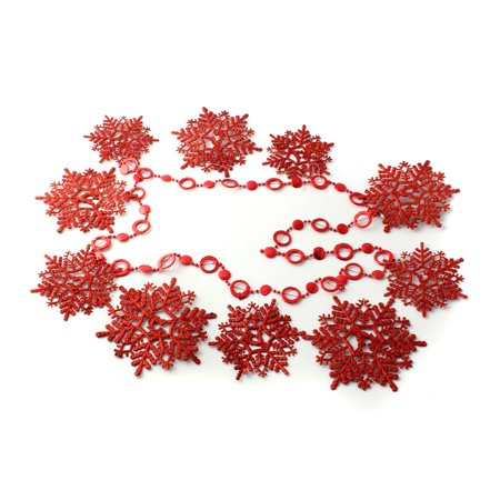 Snowflake Windows Door Christmas Tree Hanging Decoration Ornaments ()