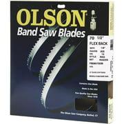"""Olson Saw 70-1/2"""" 14 Tpi Saw Blade FB08570DB"""