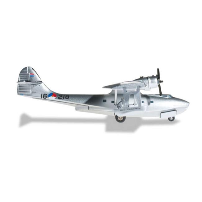 Herpa 1-200 Scale Military HE556453 Herpa Netherlands PBY-5A 1-200 by Herpa