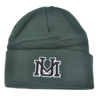 af727c11bbfeaf Product Image NCAA Montana Grizzlies Dusy Cuffed Thick Beanie Knit Skully  Toque Hat Grey Skull