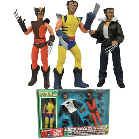 Retro Tops (Diamond Select Toys Marvel Wolverine 8